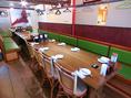 最大40名収容可能なVIPルーム(夢空間)は、周囲を気にせずにお食事を楽しめる個室です♪ご宴会のご予約はお早めに!