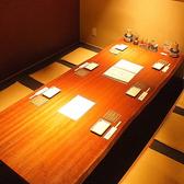京都 串でんの雰囲気2