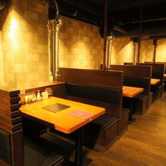 【2名~4名様まで☆】デートや、女子会など少人数で集まるご宴会にピッタリなBOXテーブル席です!!