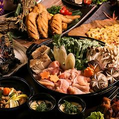 地酒と和食個室居酒屋 とく山 新橋本店のおすすめ料理1