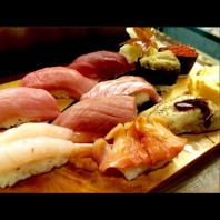 こだわりの食材で握った新鮮お寿司◎