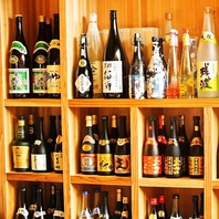 県内47酒造所の泡盛をご用意!