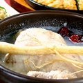 料理メニュー写真宮廷参鶏湯