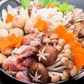料理メニュー写真地鶏ちゃんこ鍋