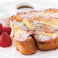 料理メニュー写真フラッフィーフレンチトースト