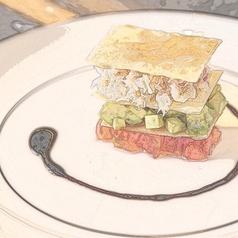 La cuisine 槐の特集写真