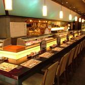 寿司はやっぱりカウンター!握りたてをパク!