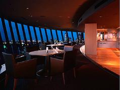 VIEW & DINING THE Sky ビューアンドダイニングザスカイ ホテルニューオータニ