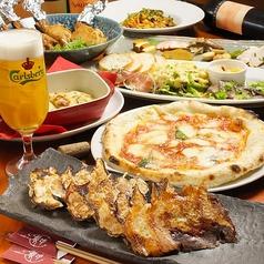 新世界餃子楽酒 サナカ JR芦屋店の写真