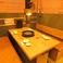 【ボックス型テーブル席/2~4名様】気軽にゆったり座れるボックス席は、ふらっと会社帰りや肉女子会、仲間との飲み会におすすめ!