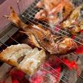 料理メニュー写真【蔵人おすすめ2】 甘鯛開き炙り