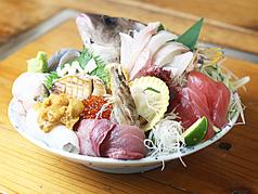 極み 海鮮丼