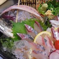 新鮮な鯖や鯵、旬のお魚入荷してます♪