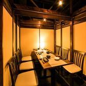 ★2~6名テーブル個室★