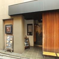 【都営各線 神保町駅より1分】駅近に大人の隠れ家カフェ