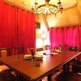 貸切PARTYは期間限定で7名様からOK♪フロア貸切の完全個室となっております。詳しくはお問合せ下さい♪