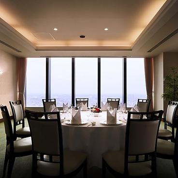 中国料理 彩湖 ロイヤルパインズホテル浦和の雰囲気1