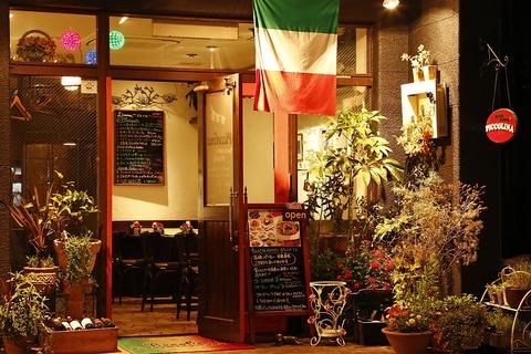 素材、調理法などこだわりのイタリアンを愉しむ上乃裏の隠れ家【Piccolina】