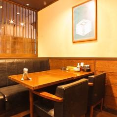 落ち着いた空間でお食事♪会社帰りにお食事をリーズナブルに美味しくお楽しみ下さい