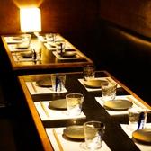 テーブル13~18名席