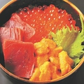 料理メニュー写真お好み三種丼/ミニ丼