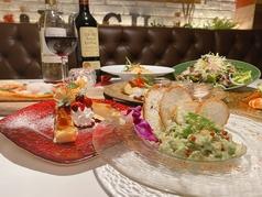 Italian diningber MOGUの写真