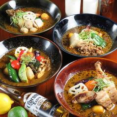 スープカレー NAVY'S ネイビーズ 横浜中華街店の特集写真