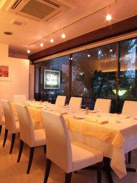 レストラン シェ・マサの雰囲気1