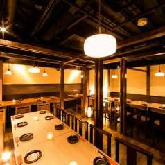 日本酒と地鶏の和バル 八鶴 Hakkaku 新橋店の特集写真