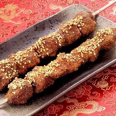 ラム肉の串焼き(1本)