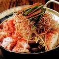 料理メニュー写真赤鍋