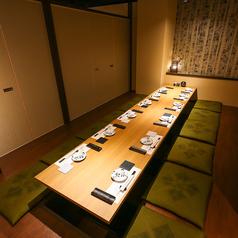 九州炉端 弁慶 高松の雰囲気1