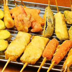 串カツ甲子園 恵比寿店のコース写真
