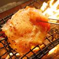 料理メニュー写真鶏もも肉の一枚焼き