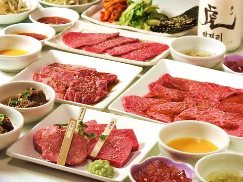 下北沢で人気の焼肉店、コストパフォーマンスは抜群◎