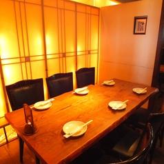 テーブル席もあります。