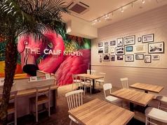 THE CALIF KITCHEN ザ カリフ キッチン 福岡小倉店の雰囲気1