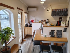 諏訪山カフェ+の写真