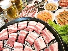 豚三段バラ肉専門店 とん八特集写真1