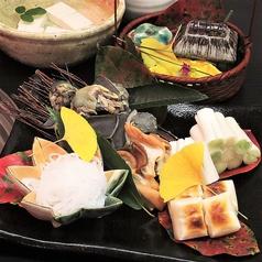 神戸吉兆 リーガロイヤルホテル店のコース写真