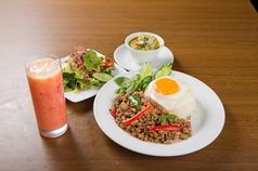 cafe&kitchen オリエンタルSAPANA エソラ池袋店のおすすめランチ2