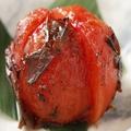 料理メニュー写真トマト藁炙り