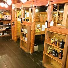鉄板食堂次郎長屋台の写真