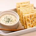 料理メニュー写真牡蠣とクリームチーズのパテ