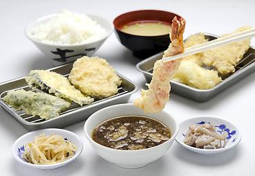 天ぷら ひらお 本店のおすすめ料理1