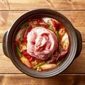 料理メニュー写真マーラー肉鍋