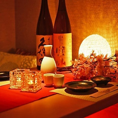 隠れ家個室居酒屋 囲邸 恵比寿店のコース写真