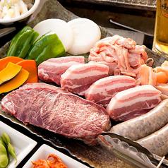 BBQ×ビアガーデン SKY TERRACE スカイテラス 関内のおすすめ料理1