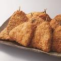 料理メニュー写真国産 アジフライ (1個)