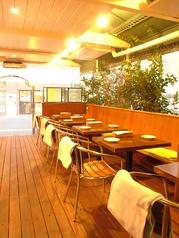 おしゃれな空間とおいしいお料理をお楽しみください